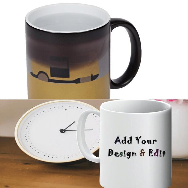 Customisable - Mugs