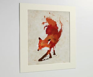 Uniquely Designed - Mounted Prints
