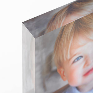 Custom Acrylic Prism - Add Your Photo / Image - Treat Haven