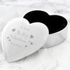 Personalised Be My Valentine Heart Trinket Box - Treat Haven