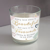 Personalised Every Love Story Is Beautiful Scented Jar Candle - Treat Haven