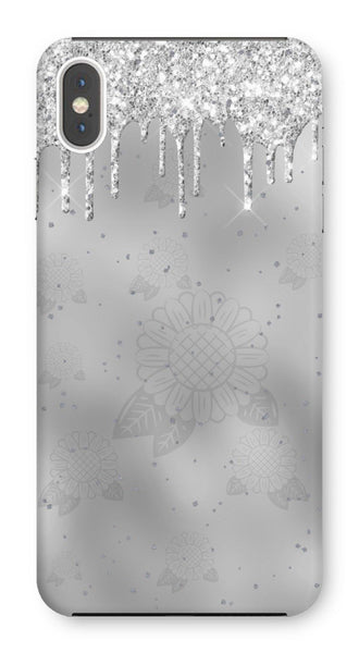 Glittery Design Phone Case - Treat Haven
