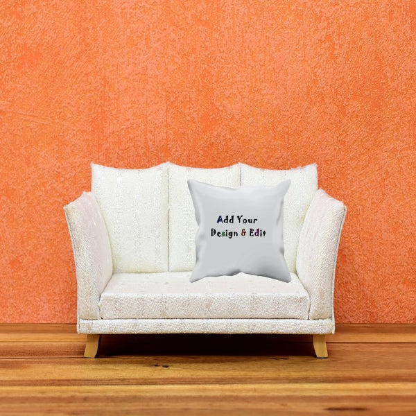 Personalised Cushion - Add A Photo Or Design - (With 3D Preview) - Treat Haven