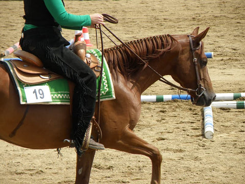 beginner horse riding mistakes