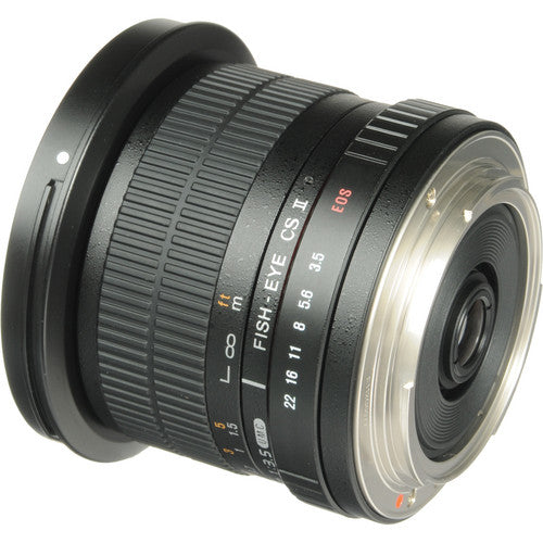 Samyang 8mm f/3.5 HD Fisheye Lens