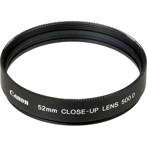Canon 52mm 500D Close-up Lens