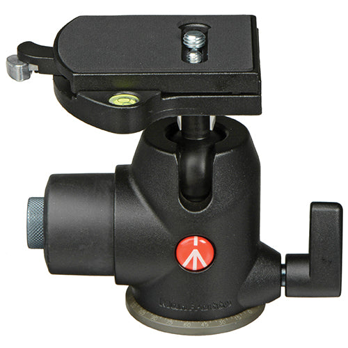 Manfrotto 468MGRC4 Hydrostatic Ball Head with RC4 Rapid Connect Plate