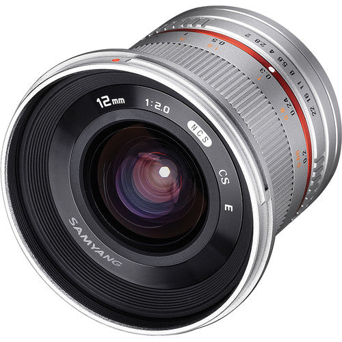 Samyang 12mm f/2.0 NCS CS Lens