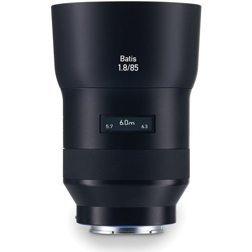 ZEISS Batis Sonnar T* 85mm F1.8 Lens OIS for Sony FE Mount