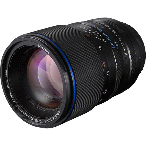 LAOWA 105mm f/2 Smooth Trans Focus Lens