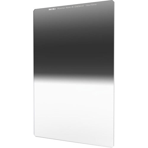 NiSi 150 x 170mm Nano Hard-Edge Reverse-Graduated IRND Filter (ND8)