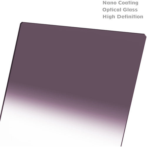 NiSi 100 x 150mm Nano Hard-Edge Reverse-Graduated IRND Filter (ND8/ ND16)