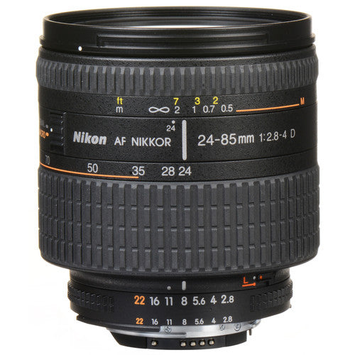 Nikon AF Zoom-NIKKOR 24-85mm f/2.8-4D IF Lens