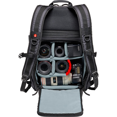 Manfrotto MB MN-BP-MV-50 Lifestyle Manhattan Mover-50 Camera Backpack