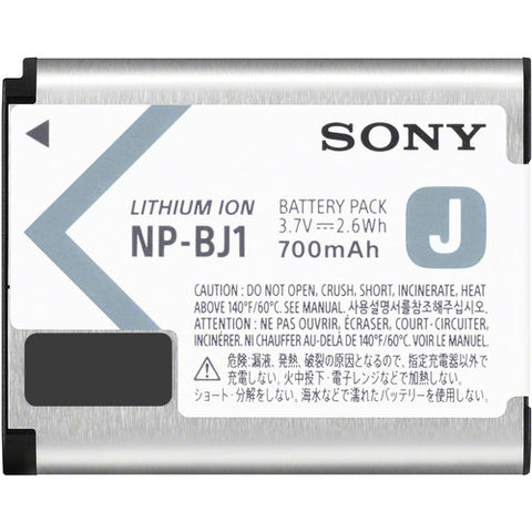 Sony NP-BJ1 Lithium-Ion Battery (700mAh)