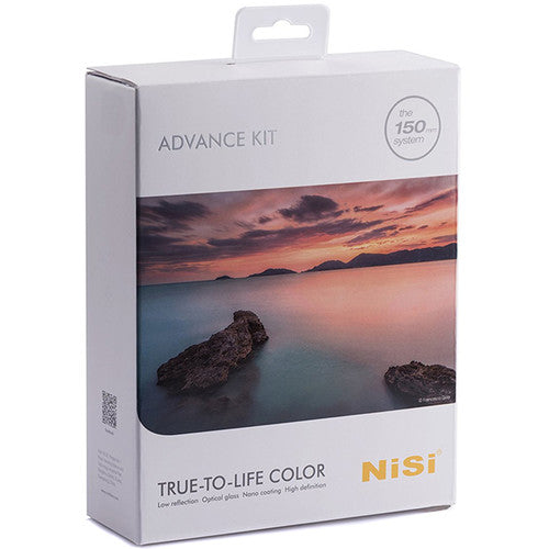 NiSi 150mm Advanced Filter Kit