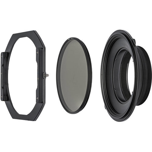 NiSi S5 150mm Filter Holder Kit with Circular Polarizer for Nikon 14-24mm Lens