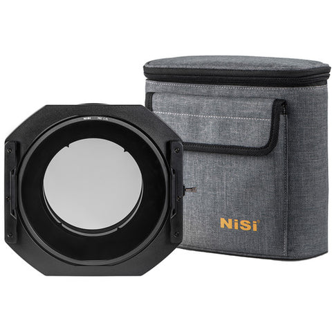 NiSi S5 150mm Filter Holder Kit with Circular Polarizer for Sigma 14mm Art Lens