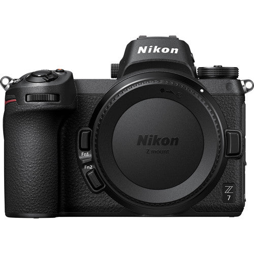 Nikon Z7 Mirrorless Digital Camera +FTZ Adapter Kit