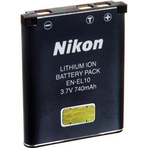 Nikon EN-EL10 Rechargeable Lithium-Ion Battery Pack