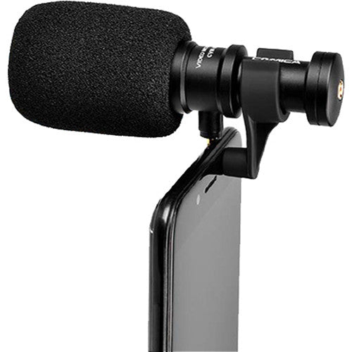 Comica Audio CVM-VS08 Directional Shotgun Microphone for Smartphones