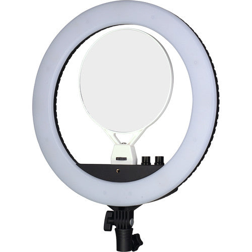(1.1 New Year Promotion) Nanlite Halo 14 LED Ring Light with Stand