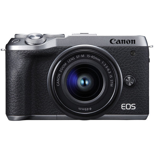 Canon EOS M6 Mark II Mirrorless Digital Camera