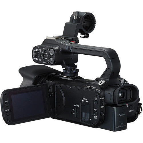 (April Promotion) Canon DM-XA45 Professional UHD 4K Camcorder