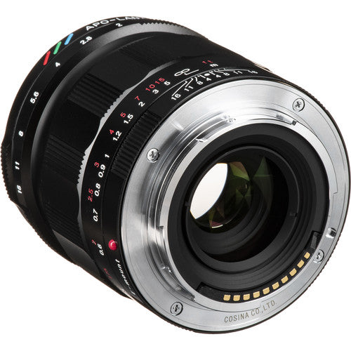 Voigtlander 50mm f/2 APO-LANTHAR Aspherical Lens for Sony E