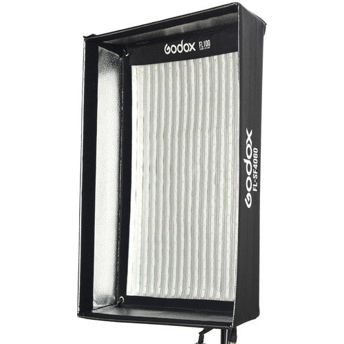 Godox FL-SF4060 Softbox with Grid for Flexible LED Panel FL100