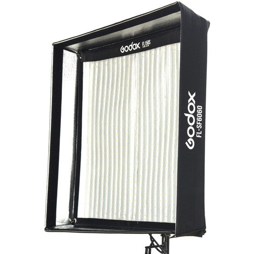 Godox FL-SF6060 Softbox with Grid for Flexible LED Panel FL150S