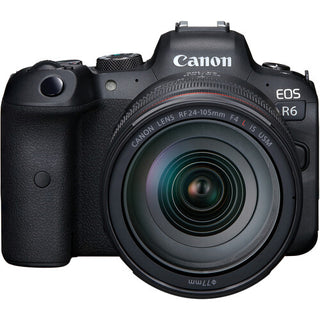 (Pre-Order) Canon EOS R6 Mirrorless Digital Camera