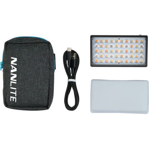 (Raya Promotion) Nanlite LitoLite 5C RGBWW Mini LED Panel