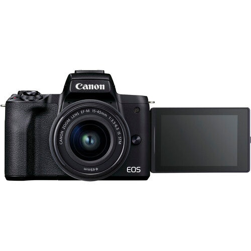 Canon EOS M50 Mark II Mirrorless Digital Camera