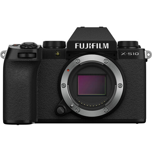 Fujifilm X-S10 Mirrorless Digital Camera