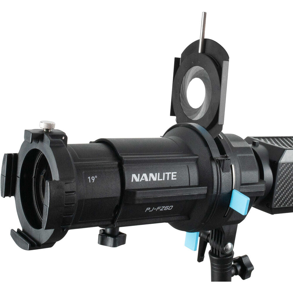 (Raya Promotion) Nanlite PJ-FZ60-36 Projector Mount for Forza 60 and 60B LED Monolights