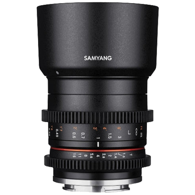 Samyang 35mm T1.3 Compact High-Speed Cine Lens