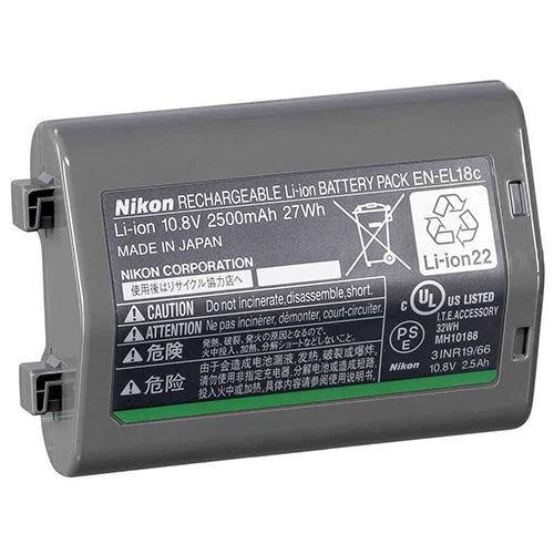 Nikon EN-EL18c Rechargeable Lithium-Ion Battery Pack