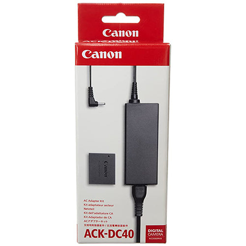 Canon ACK-DC40 AC Adapter Kit