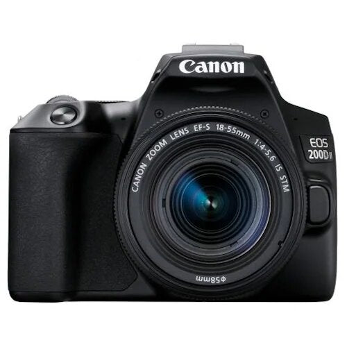 Canon EOS 200D II with EF-S 18-55mm IS STM DSLR Camera
