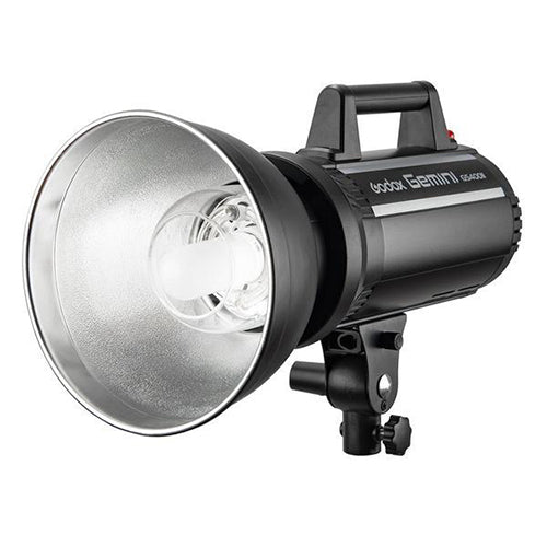Godox GS400 II Kit 400W Studio Light Set with Built-in Recevier (2 Lights)