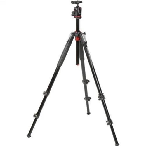 Manfrotto MK055XPRO3-BHQ2 Aluminium 3-Section Tripod With XPRO Ball Head