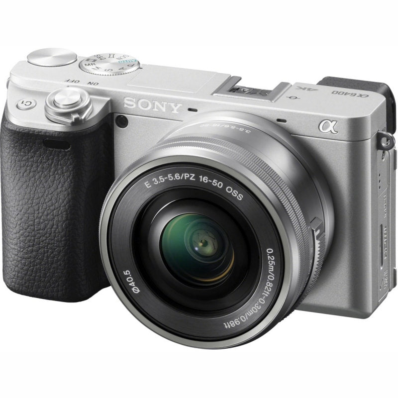 Sony Alpha a6400 Mirrorless Digital Camera