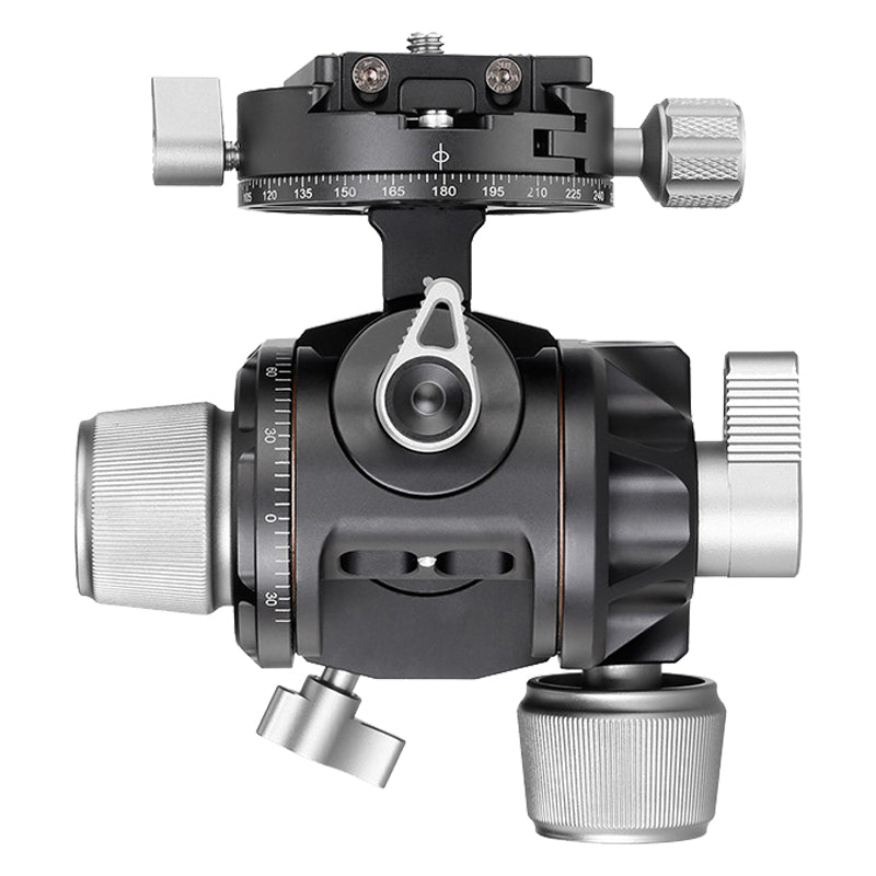 The Leofoto G4 Geared Heads