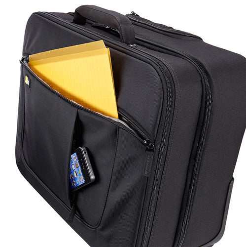 "Case Logic ANR-317 17.3""Laptop And Ipad Roller- Black"