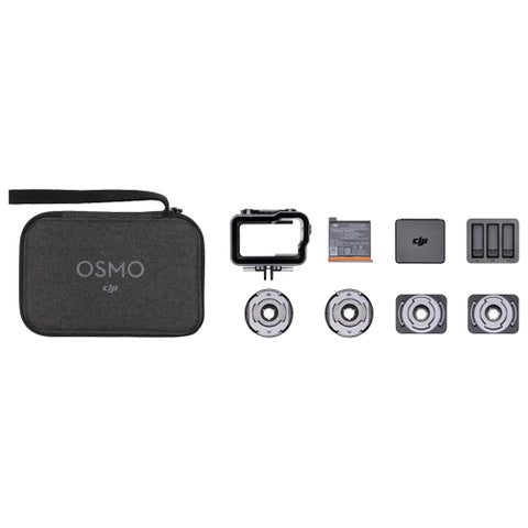 DJI Ready to Go Kit for Osmo Action