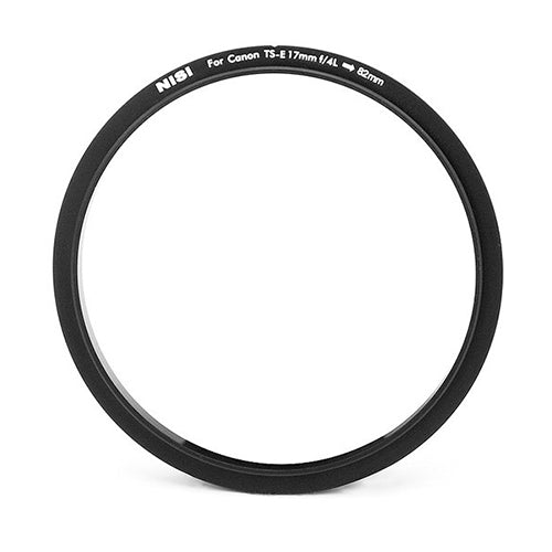 NiSi 82mm Adapter Ring for NiSi 150mm Filter Holder for Canon TS-E 17mm Lens