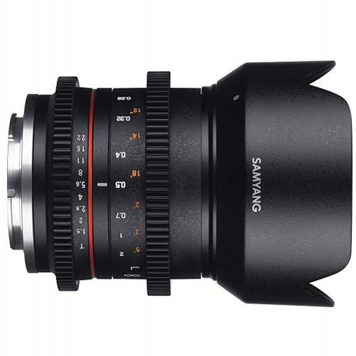 Samyang 21mm T1.5 Compact High-Speed Cine Lens