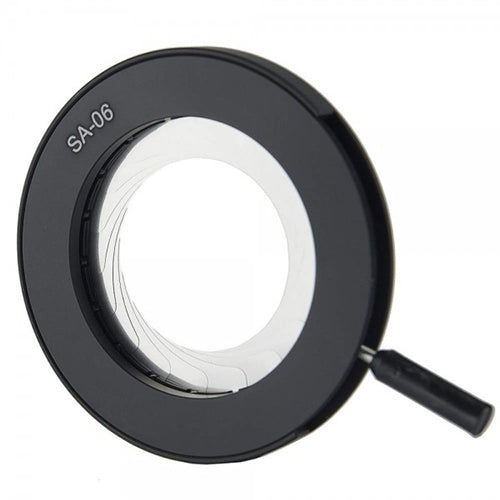 Godox SA-06 Iris Diaphragm for Godox S30 Focusing LED Light,W/Pergear Cloth