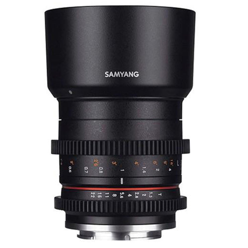 Samyang 50mm T1.3 Compact High-Speed Cine Lens